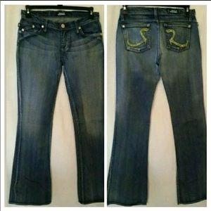 Rock & Republic Jeans Women's Size 29 Flare 5402